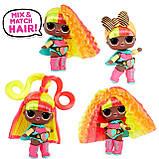 Кукла ЛОЛ в шаре с париками LOL Surprise Hairvibes ЛОЛ Хейервайбс, фото 6