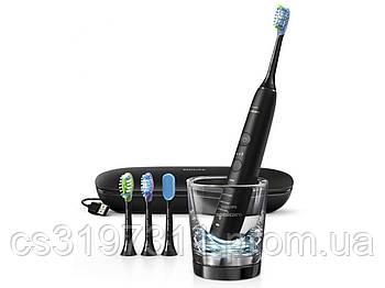 Звуковая зубная щетка Philips Sonicare DiamondClean Smart Black HX9924/17
