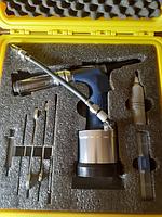 Пневматический заклёпочник. Ключ для установки заклёпок. SR1, фото 1