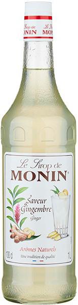 Сироп для кави MONIN Імбир 0,7 л