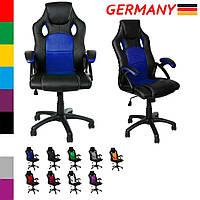 Офисное компьютерное кресло Германия+ Геймерское P24 Крісло компьютерне офісне Р24