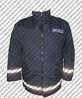 Куртка форменная «Аляска». Куртки форменные пошив. Куртки для охранников утепленные