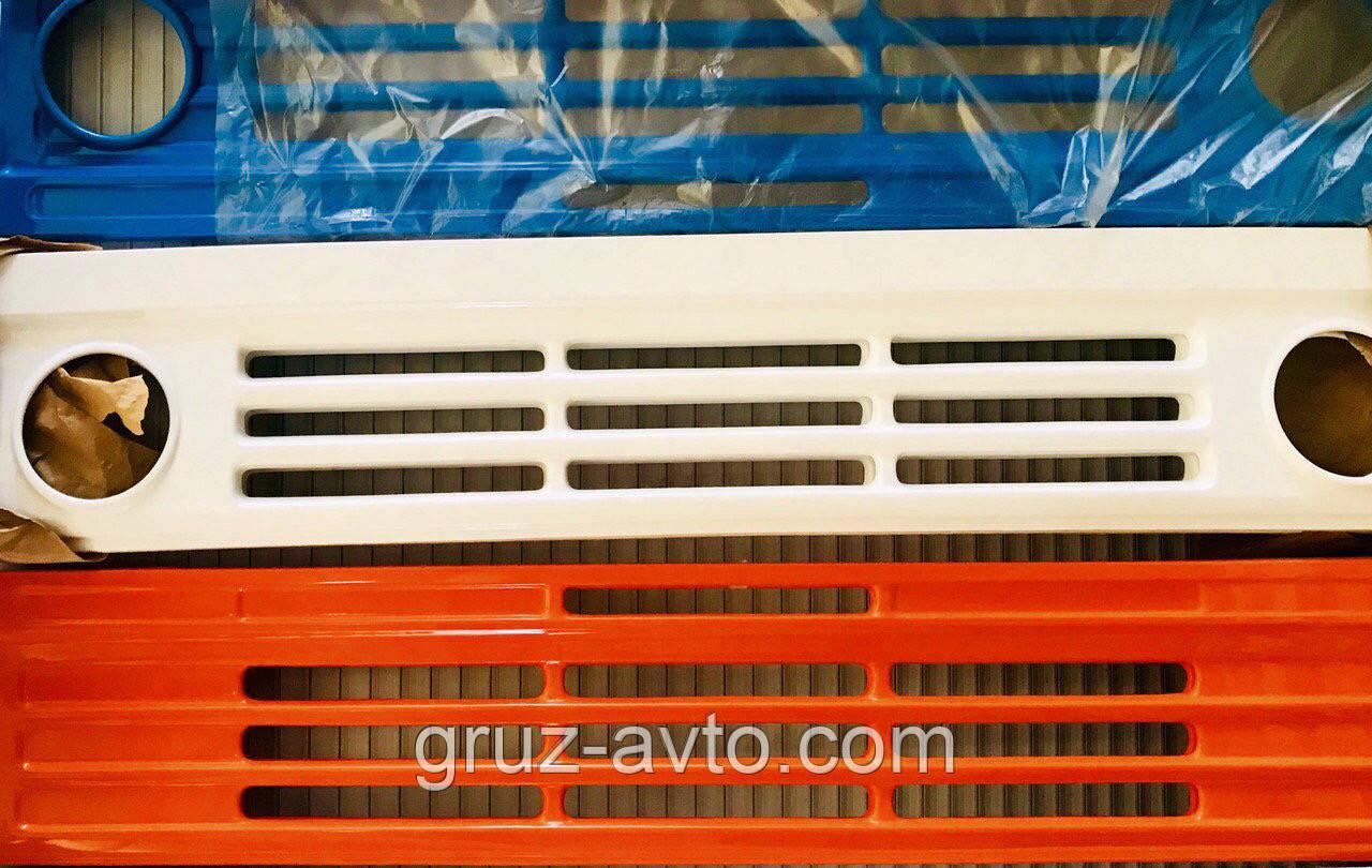 Панель облицовочная КАМАЗ радиатора нижняя старого образца /ОАО КАМАЗ/ 5320-8401120.