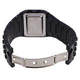 Електронні чоловічі годинники SHHORS - 79887.05+підсвітка, фото 5