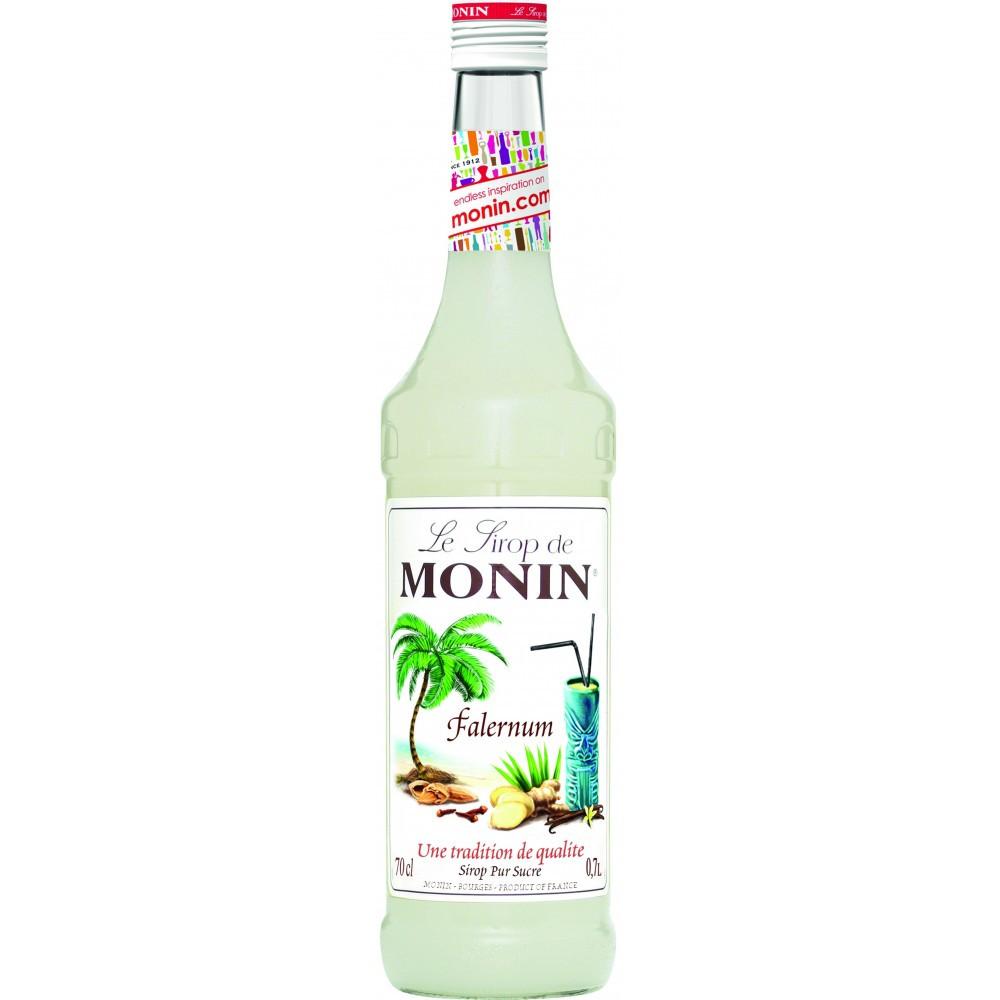 Сироп для кави MONIN Фалернум ст. 0,7 л