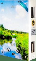 Газовая колонка Dion JSD 10 дисплей лагуна/ 10 л/мин/ 550x340x164