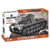 Конструктор COBI Средний танк Т-III, 286 деталей
