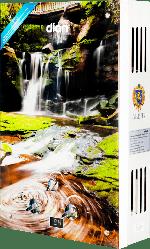 Газовая колонка Dion JSD 10 дисплей водопад/ 10 л/мин/ 550x340x164