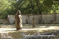 """Магнитный сувенир """"Чарівний Дніпропетровськ"""" (88*58мм)"""