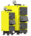 Твердотопливный котел на отработке Kronas UNIC-P 75 кВт + Горелка MTM CTB-80, фото 3