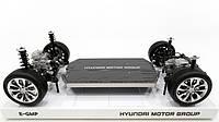 Hyundai показала платформу для майбутніх електрокарів (фото)