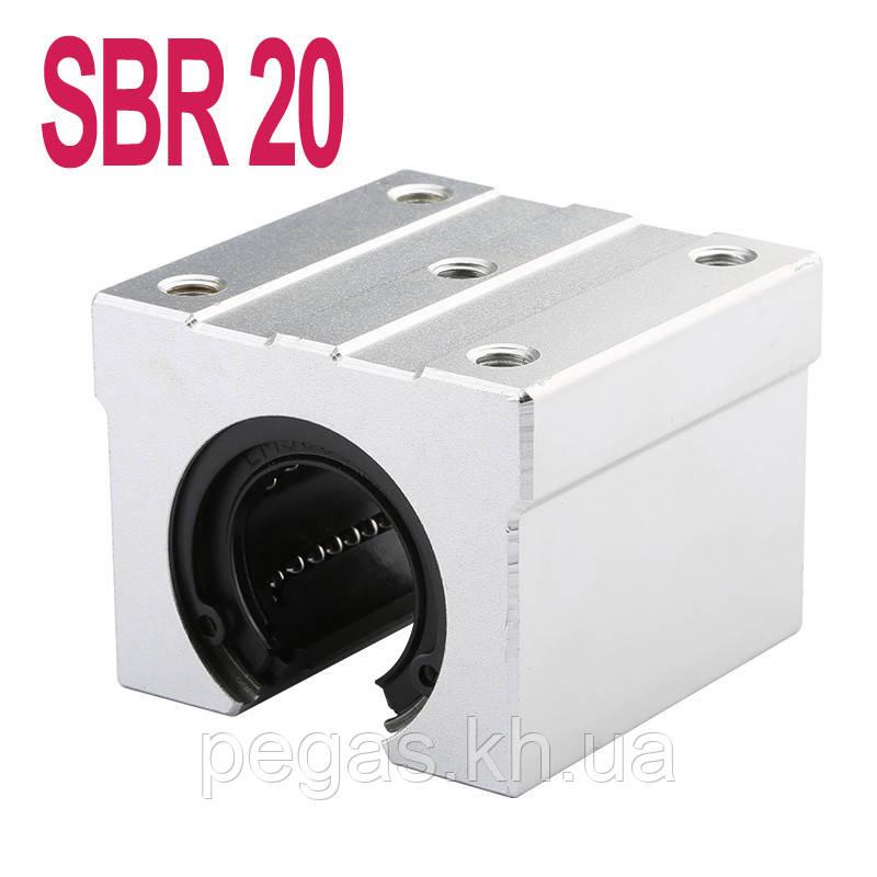 Линейный подшипник SBR20UU