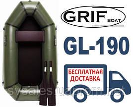 Grif GL-190 лодка 1-местная