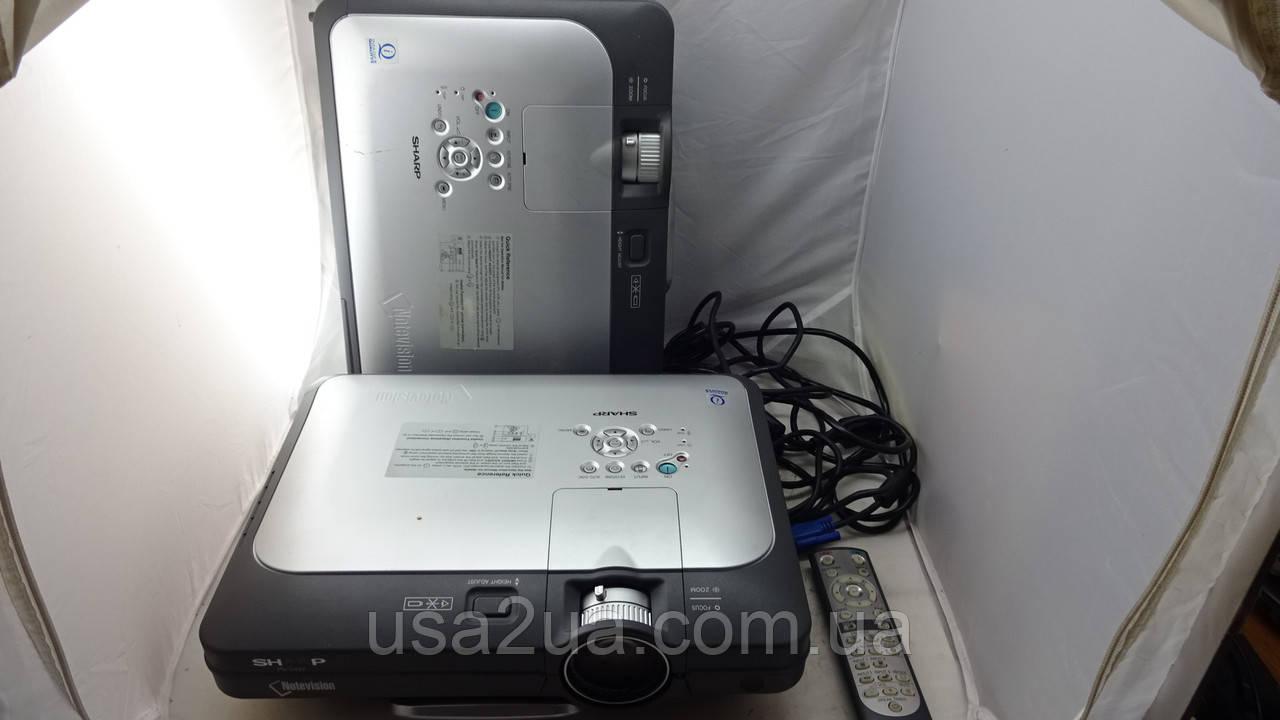 Проектор Sharp Notevision pg-c45x + xg-c50x Кредит Гарантия Доставка