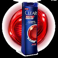 Шампунь Clear MEN 400 мл Ultimate control 2в1