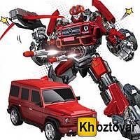 Робот трансформер на радиоуправлении Morph Warrior Autorobots