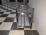 Сушка навесная 2 х ур. 800х320х500, фото 4