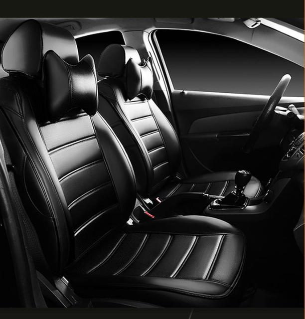 Чехлы на сиденья Опель Астра Н (Opel Astra H) (модельные, НЕО Х, отдельный подголовник)