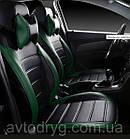 Чехлы на сиденья Опель Астра Н (Opel Astra H) (модельные, НЕО Х, отдельный подголовник), фото 10