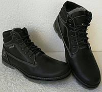 Timberland зимние ботинки черного цвета большого размера мужская обувь сапоги гигант батал.