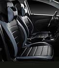 Чехлы на сиденья Ниссан Жук (Nissan Juke) (модельные, НЕО Х, отдельный подголовник), фото 2