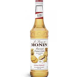 Сироп для кофе и коктейлей MONIN Монин Арахисовое печенье 0,7л