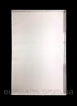 Противень для выпечки алюминиевый 600х400х20 мм, 4 борта, толщина 1,2 мм