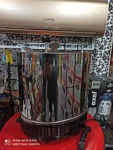 Шашлычница электрическая Помощница на 11 шампуров с таймером ( нержавеющая сталь ) 1500 Вт, фото 2