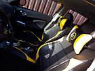 Чехлы на сиденья Мерседес W201 (Mercedes W201) (модельные, НЕО Х, отдельный подголовник), фото 9