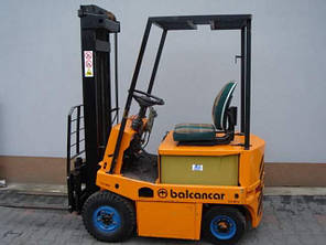 Аккумулятор для погрузчика Балканкар ЕВ 687, фото 2