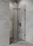 Душова гармошка (складна душова двері, шторка)