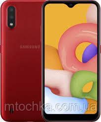 Телефон Samsung SM-A015F Galaxy A01 2020 2/16GB Duos red (официальная гарантия)