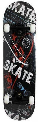 Скейт для трюков - скейтборд для начинающих Maraton Skate, фото 2