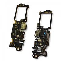 OPPO Роз'єм зарядки Oppo A5 2020 / A9 2020 на платі, з роз'ємом під навушники і мікрофон (оригінал Китай)
