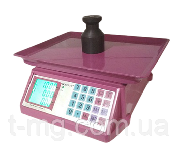 Электронные весы Nokosonic до 40 кг
