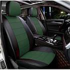 Чехлы на сиденья Рено Кангу (Renault Kangoo) (модельные, экокожа, отдельный подголовник), фото 2