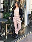 Спортивные штаны женские (Батал), фото 5