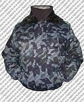Куртка охранника камуфлированная. Куртка камуфлированная утепленная. Пошив форменной одежы