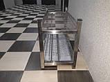 Сушка навесная 2 х ур. 1100х320х500, фото 4