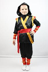Карнавальный костюм Ниндзя №2