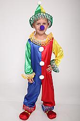 Карнавальный костюм Клоун №2
