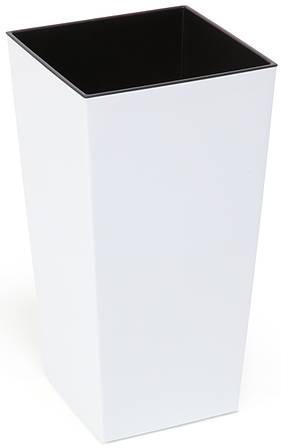 Кашпо LAMELA Финезия 75x40 см Белый (000002591)