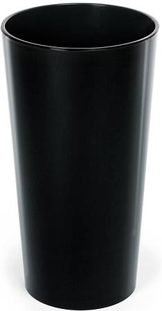 Кашпо LAMELA Лилия 47 х 25 см Черный (000002583)