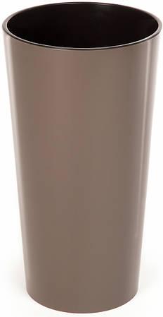 Кашпо LAMELA Лилия 26 x 14 1.6 л Капучино (000003299)