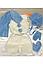 Карнавальный костюм Снеговик №1 (мех), фото 5
