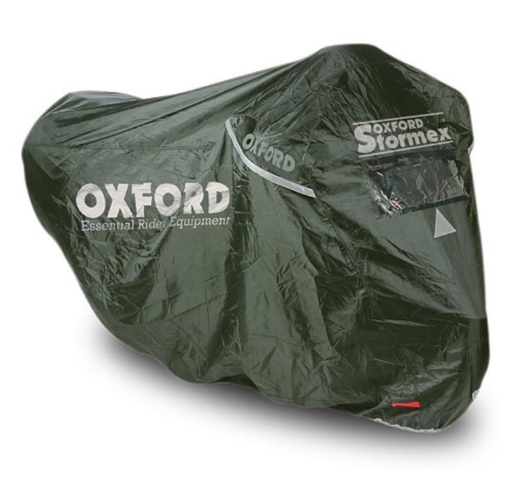 Чехол для мотоцикла, моточехол OXFORD STORMEX OF142 Размер S