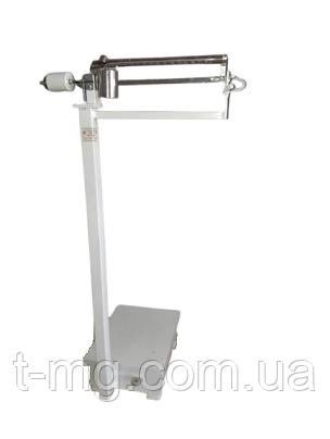Весы медицинские ВМ-150Ш13 до 150 кг, цена деления 50 грамм
