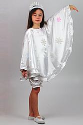 Карнавальный костюм Зима №1 (белый)