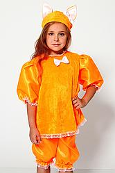 Карнавальный костюм Лиса №2