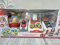Игрушка кассовый аппарат 668-48